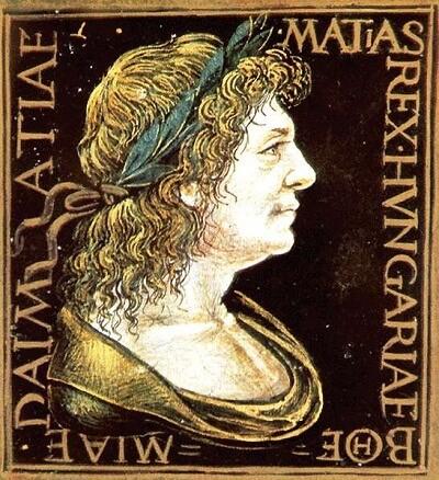Mátyás király és a Hegyvidék