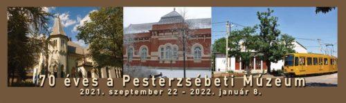 70 éves a Pesterzsébeti Múzeum