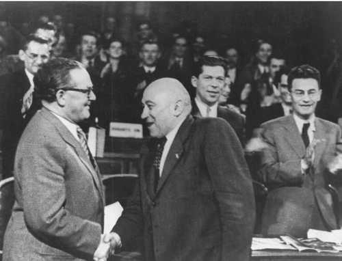 75 éve a baloldali blokk létrejötte
