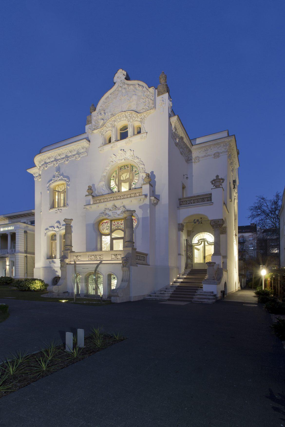 Körössy Albert Kálmán építészete