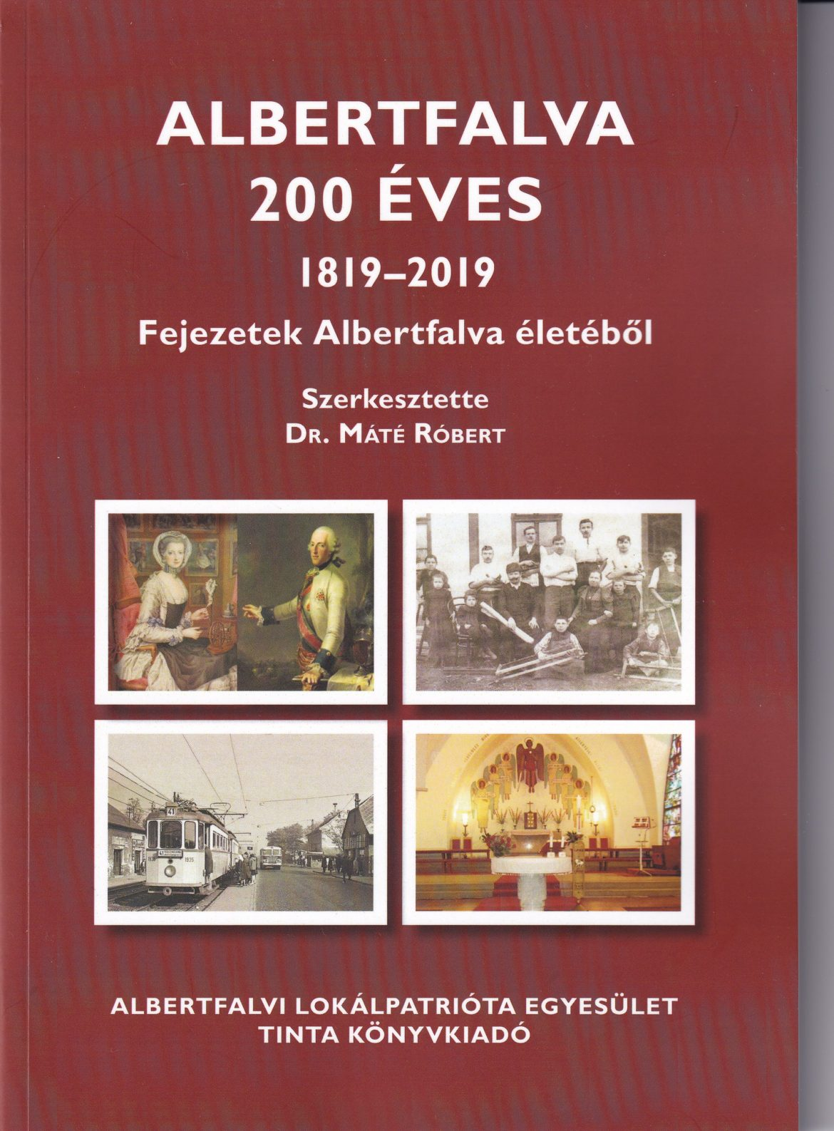 Albertfalva 200 éves