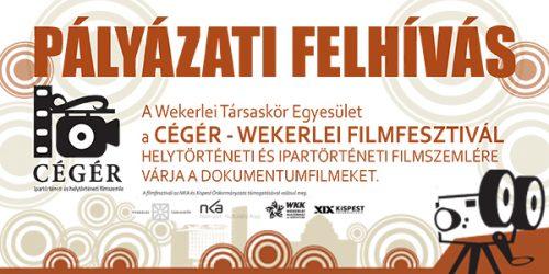 Hely- és ipartörténeti filmszemle Wekerlén