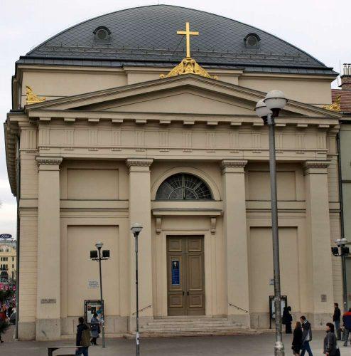 Evangélikusok Budapesten