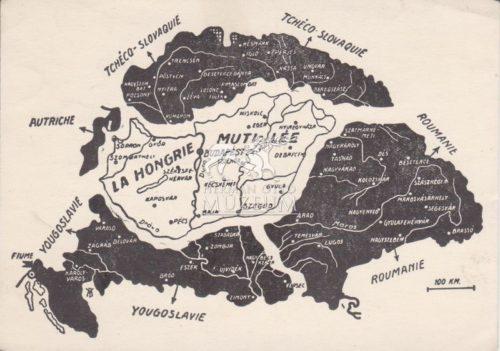 1919-1920, a Trianonhoz vezető út