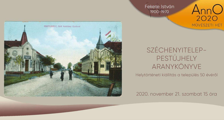 Széchenyitelep-Pestújhely Aranykönyve